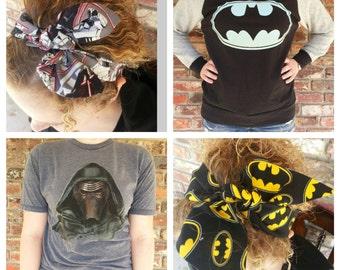 T-shirt and headband set