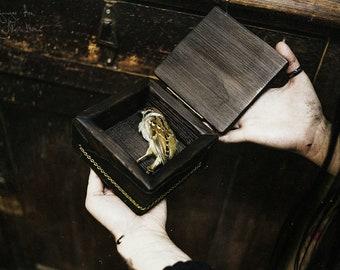 """Jewelry box """"Sparrow"""""""