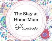 Stay at Home Mom Planner...