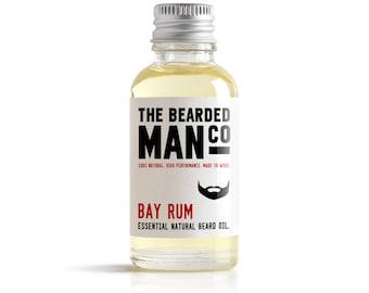 30ml Bay Rum Beard Oil