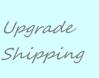 Upgrade Shipping - International Priority Shipping
