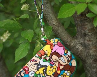 Mario Wristlet/Wallet