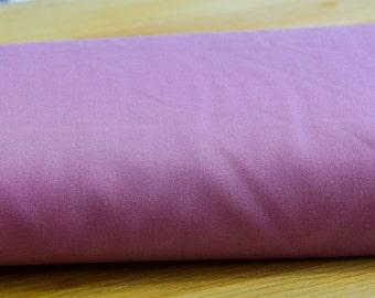 Strech polyester-viscose dusky pink Hilco