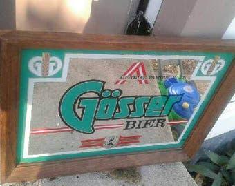 Vintage Bier sign