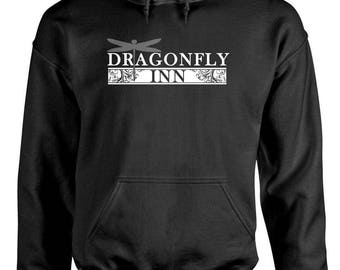 DRAGONFLY INN - Adult Hoodies