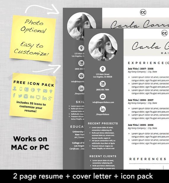Lebenslauf CV Vorlage und Anschreiben Kreative Lebenslauf