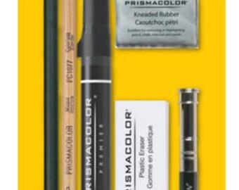 Prismacolor 7 Piece Colored Pencil Accessory Set