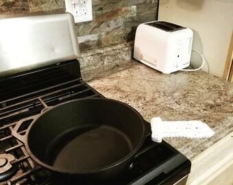 Pot and pan cozy!