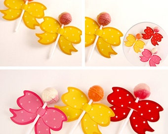 48-50pcs butterfly Lollipop packaging holder sweets packaging party supplies