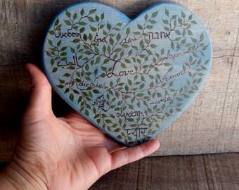 Love Freedom Vignette Heart Polyglotta 13 Words for Love by Tanja Sova