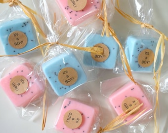 Dozen Baby Shower Soap Favors READY TO SHIP