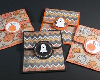 Halloween/Fall Gift Card Holders (set of 2)