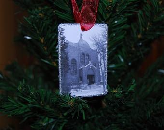 Ornament - Sacred Heart Church, Chicago, Illinois