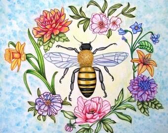 Honey Bee Fierce