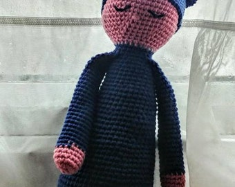 Crochet toys made to order