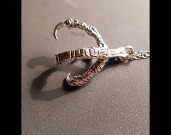 Bird Talon Necklace
