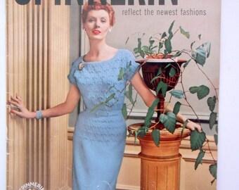 1951 Spinnerin Hand Knits Magazine Volume 117