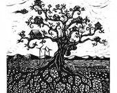 Tree houses Utopia common...