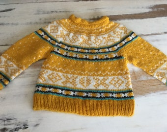 Cowichan Childs Sweater