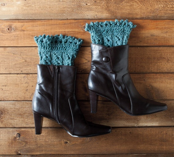 Pikabu Knit Boot Toppers Pattern Pdf Quick Knit Gift