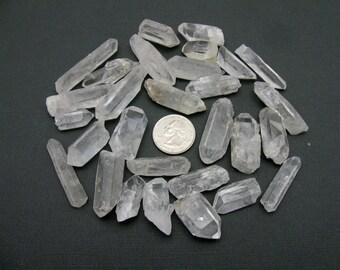 5 Crystal Quartz Points (OB7B6)