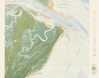 Racoon Key Map - 1979