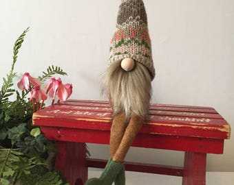 Gnome  Woodland Gnome  Tomte  Nisse