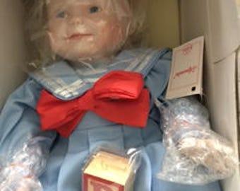 Ashton Drake AMANDA doll