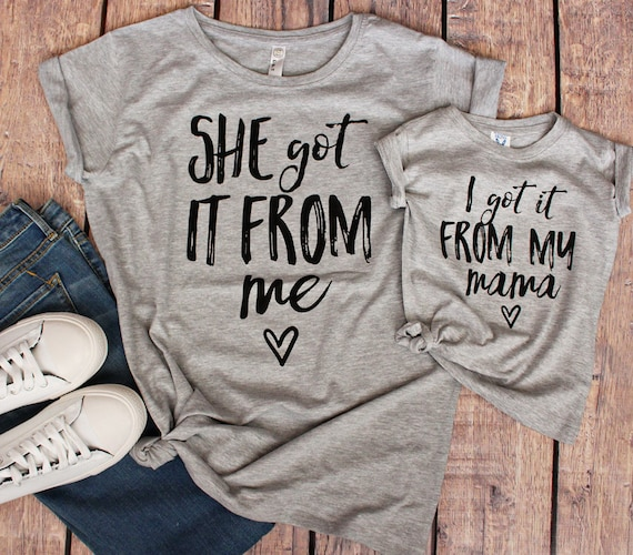 Best Mom ~ Best Son ~ Mother and Son ~ Matching Shirt Mommy and Me Outfit Mommy and Son Shirts New Mom ~ Personalized Mom ~ Mother ~ Mama BYTCM