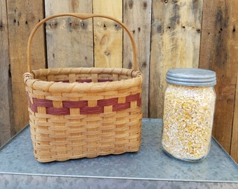 Handwoven Catch-All Basket