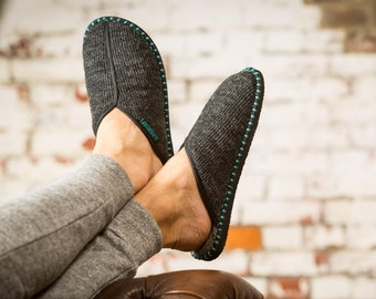Men's Slippers 'Afterdark'