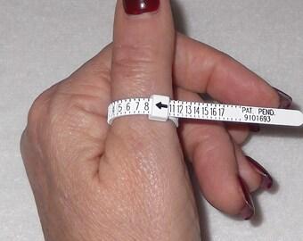 Multi-Sizer, Ring Sizing Gauge