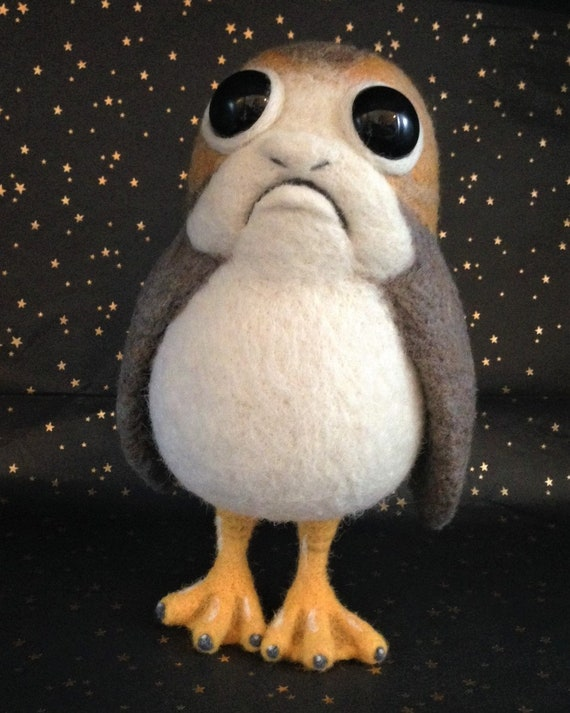 Just get it. It's a freaking Porg. You know you want it.