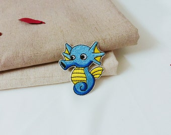 pokemon patch -iron on patch -embroidered patch -cartoon patch -DIY-cute patch -applique