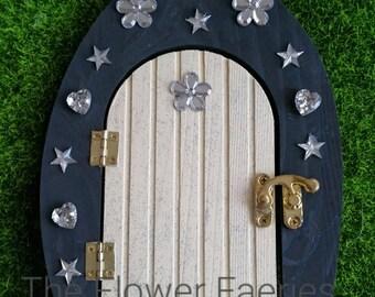 Fairy door - Fairy Bling!