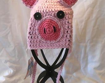 Little Piggy Hat