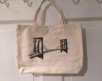 Mini Brooklyn Bridge Tote