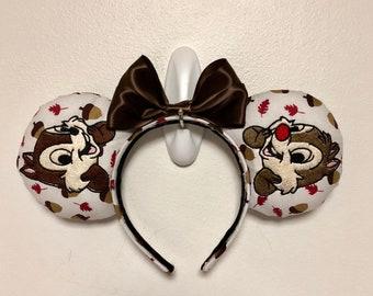Magical Chip n Dale headband