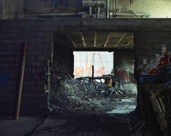 URBEX / abandoned place / abandoned building