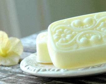 Lemon Ginger & Honey Soap . Mothers Day Gift Mom Gift for Mom . Shea Butter Soap . Homemade Soap . Long Distance Best Friend Birthday Gift