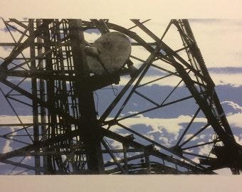 Communication Mast (Section 2)