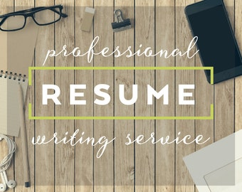 Custom resume development