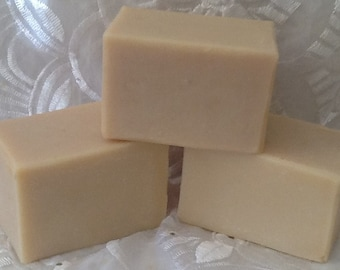 Goatmilk Soap, Facial Soap, Sensitive Skin Soap.