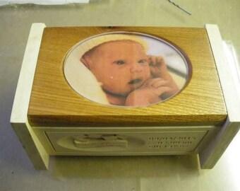 Custom Hardwood Boxes