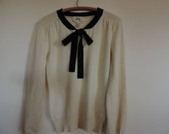 Cashmere Sweater Milly of New York Original Designer Clothing size S