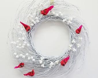 Cardinals Snowy Wisp