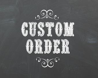 Custom Illustration Order