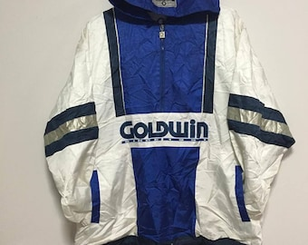 Vintage Goldwin Windbreaker Jacket size. L