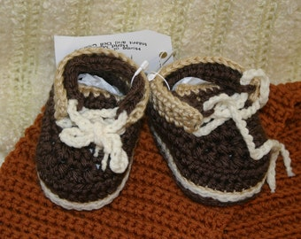 An Infant's Hiking Boots