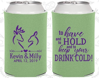 Sage Green Wedding, Sage Green Can Coolers, Sage Green Wedding Favors, Sage Green Wedding Gift, Sage Green Wedding Decorations (250)